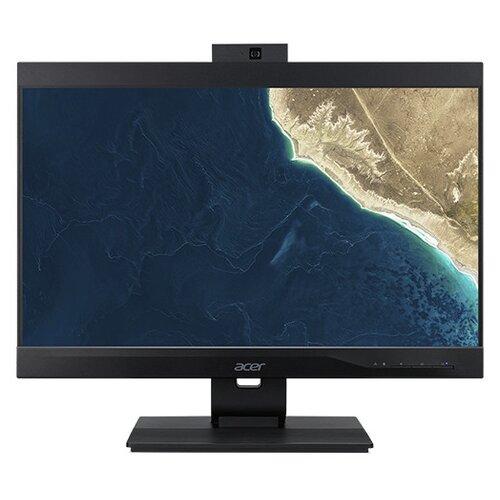 Моноблок Acer Veriton Z4870G DQ.VTQER.01W Intel Pentium Gold G6400/8 ГБ/SSD/Intel UHD Graphics 610/23.8/1920x1080/DVD-RW/Endless OS