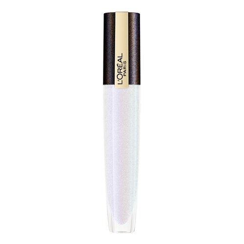 Купить L'Oreal Paris Rouge Signature Topper блеск для губ с эффектом шиммера, 210 белое золото
