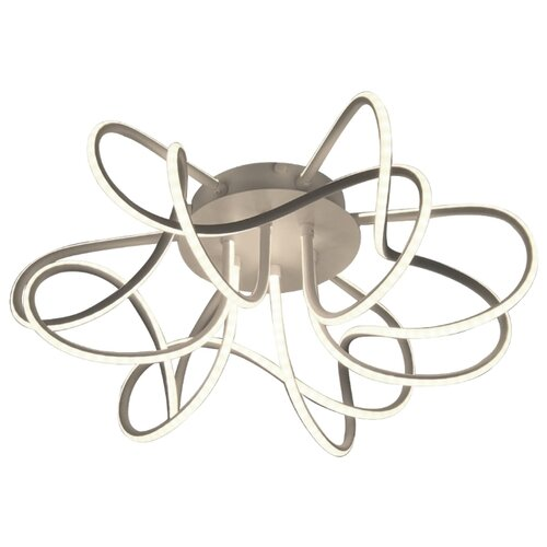 Фото - Светильник светодиодный Estares Liana Muse 80W (без пульта), LED, 80 Вт светильник управляемый светодиодный estares geometria bulb