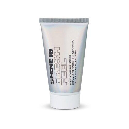 Shine IS Aqua Control Fresh Feel сыворотка для пролонгированного увлажнения кожи лица, 30 мл