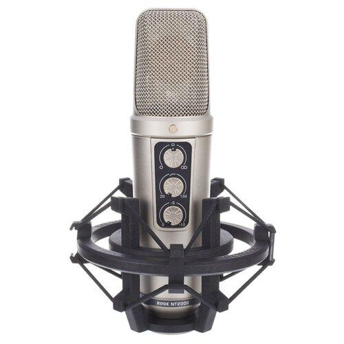 RODE NT2000 студийный конденсаторный микрофон, 1
