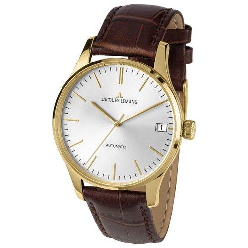 Фото - Наручные часы JACQUES LEMANS 1-2074F наручные часы jacques lemans 1 2094d