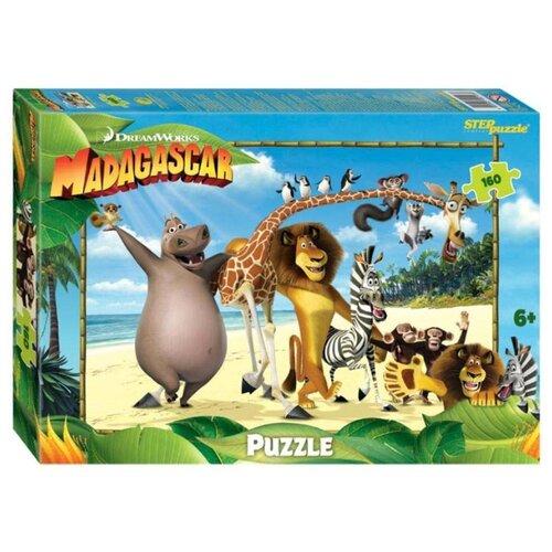 Купить Пазл Step puzzle Мадагаскар-3 (94103), 160 дет., Пазлы