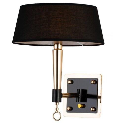 Настенный светильник Favourite 2708-1W, 40 Вт настенный светильник favourite batun 2020 1w 40 вт