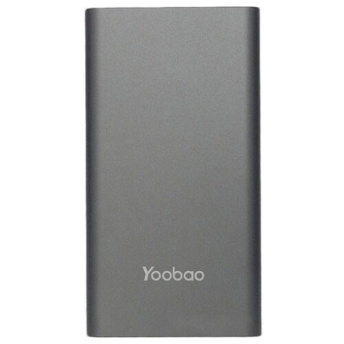 цена на Аккумулятор Yoobao A2 20000 mAh серый