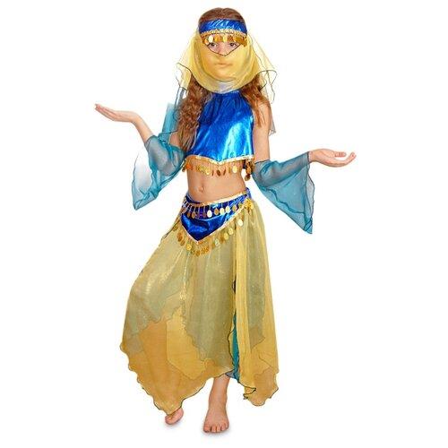 Костюм Elite CLASSIC Шахерезада, синий, размер 32 (128), Карнавальные костюмы  - купить со скидкой