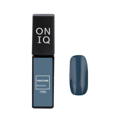 Купить Гель-лак для ногтей ONIQ Pantone, 6 мл, 188S Bluestone