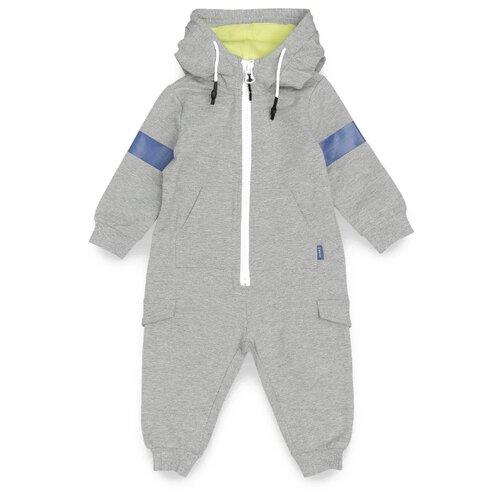 Купить Комбинезон Gulliver Baby размер 80, серый, Комбинезоны