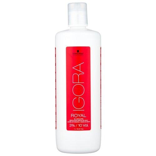 IGORA Royal Лосьон-окислитель на масляной основе, 3%, 1000 мл sp igora royal лосьон окислитель для волос 3 6 9 12