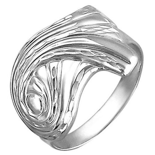 Эстет Кольцо из серебра С3К750388, размер 16.5