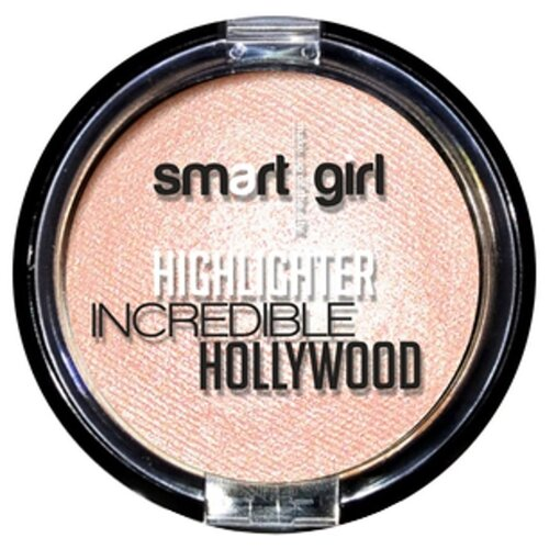 BelorDesign Хайлайтер Smart Girl Incredible Hollywood 2 жемчужно-розовый belor design хайлайтер smart girl incredible hollywood тон 2