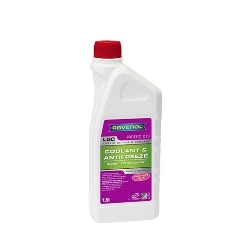 Антифриз Ravenol LGC - Protect C13 Concentrate 1.5 л