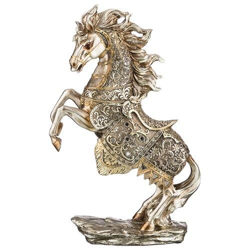 Фигурка конь Lefard 25,5*9,5*40 см серия Махараджи (79-146)