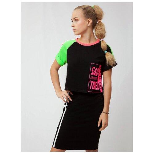 Купить Комплект одежды Nota Bene размер 122, черный, Комплекты и форма