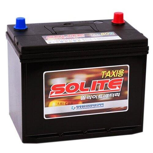 Аккумулятор Solite TAXI 80R.