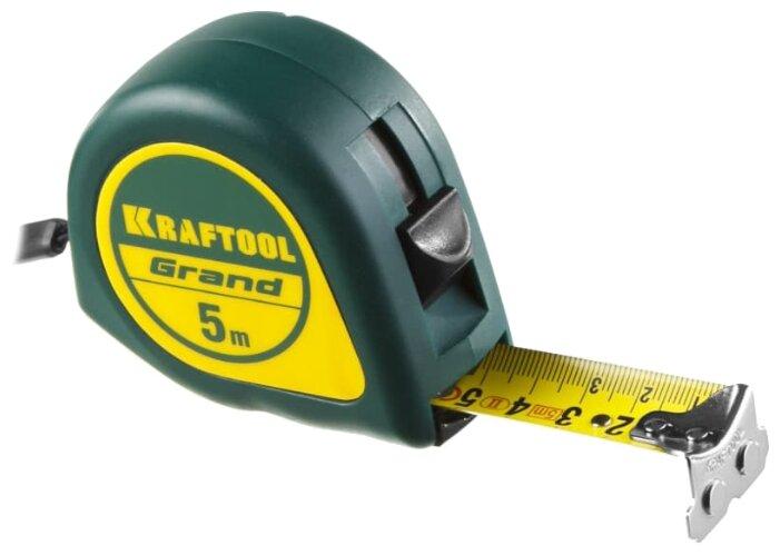 Рулетка Kraftool 34022-05-25 25 мм x 5 м