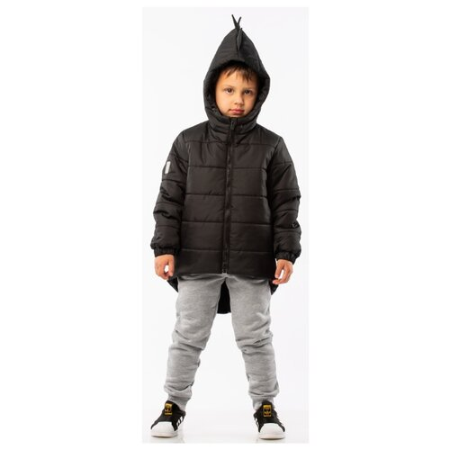 Купить Куртка bodo размер 86-92, черный, Куртки и пуховики