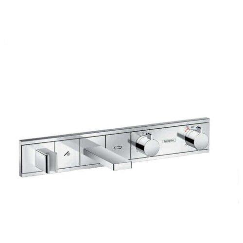 Фото - Термостат для ванны Hansgrohe RainSelect 15359000 термостат для ванны hansgrohe rainselect 15356400