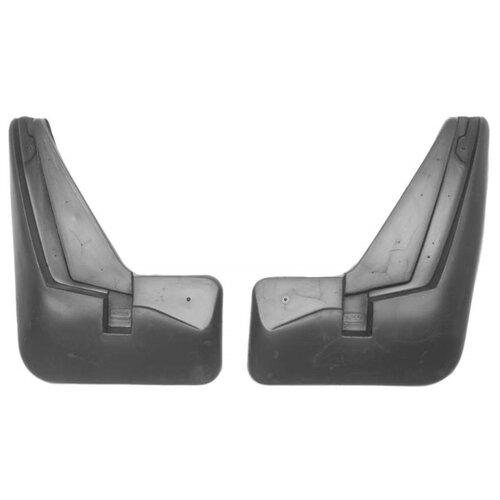 Брызговики передние для Mercedes-Benz NorPlast NPL-Br-56-05F черный