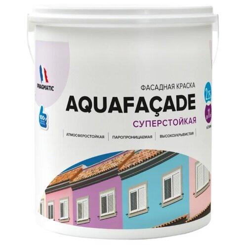 Краска акриловая Pragmatic Aquafaçade 5100BR91 влагостойкая моющаяся матовая 044 2.25 л подшипник cmt 791 044 00
