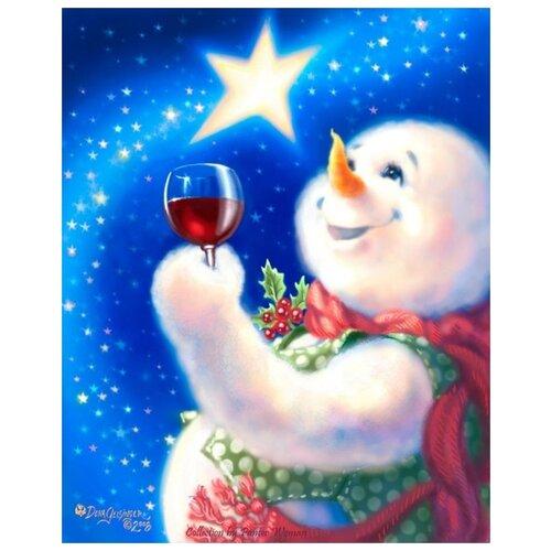 Фото - Картина по номерам RADUGA Рождественская звезда 40х50см литвак илья святочные рассказы рождественская девочка счастливая звезда софи