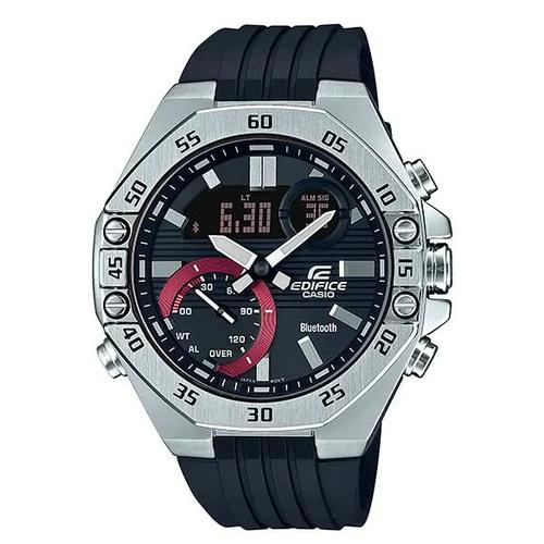 Наручные часы CASIO ECB-10P-1A наручные часы casio ecb 800dc 1a