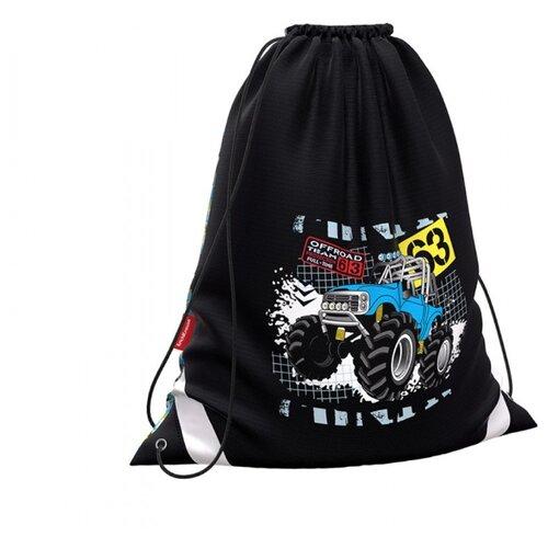 Фото - ErichKrause Сумка для сменной обуви Track Car (48583) черный brauberg сумка для обуви racing car 229171 черный