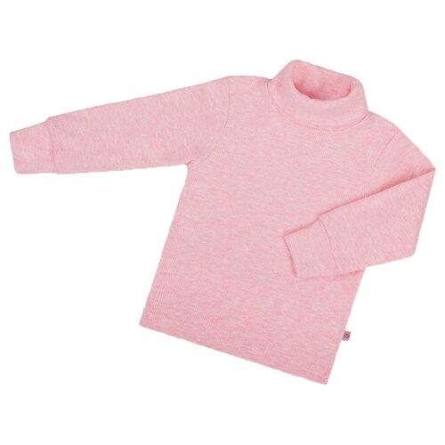Купить Водолазка У+ размер 64/122-128, розовый, Свитеры и кардиганы