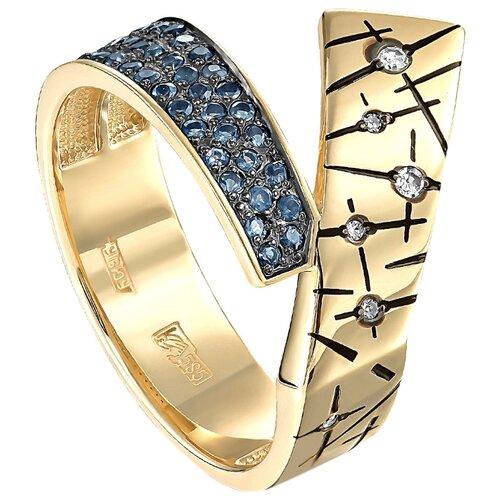KABAROVSKY Кольцо 11-21151-2302, размер 18 kabarovsky кольцо 11 21151 2302 размер 18
