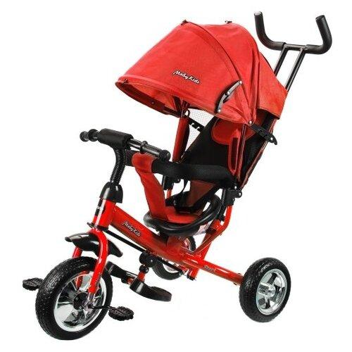 Купить Трехколесный велосипед Moby Kids Start 10x8 Eva красный, Трехколесные велосипеды