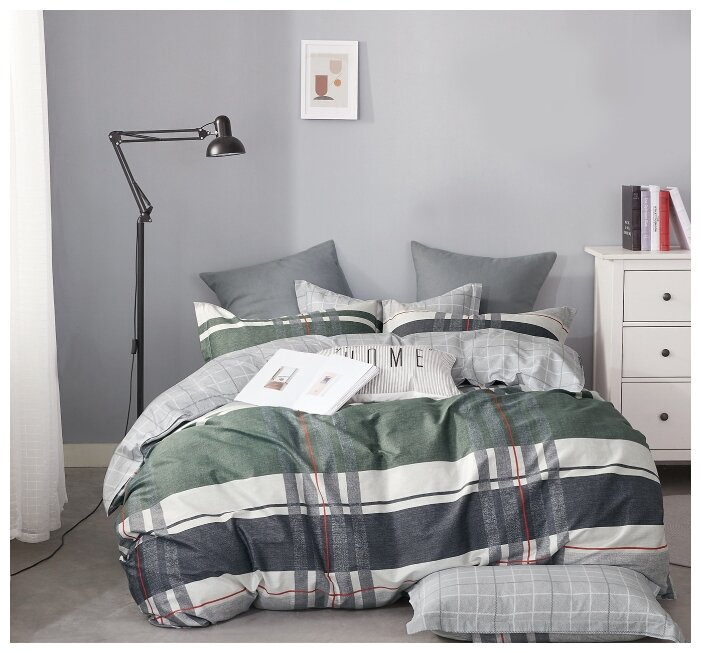 Постельное белье Tango Twill 1,5 спальный 2 наволочки TPIG4-1021