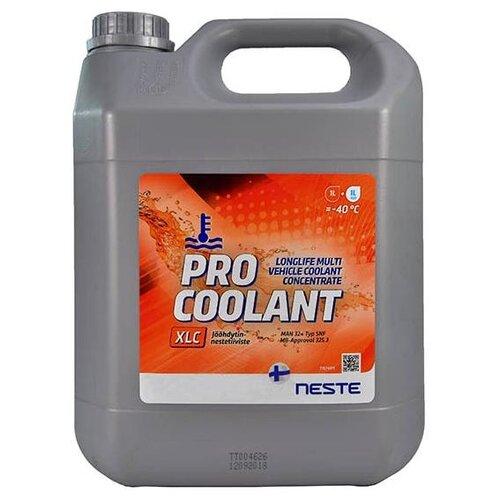 цена на Антифриз Neste Pro Coolant XLC 4 л