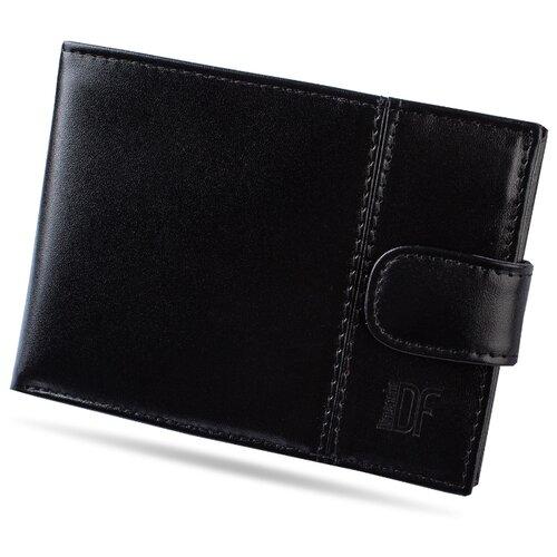 Портмоне Dimanche Classic 289, натуральная кожа черный рюкзак dimanche dimanche di042bwbzyt0