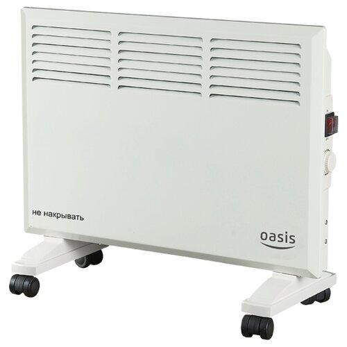 Конвектор Oasis KM-20 белый конвектор oasis ek 20 белый
