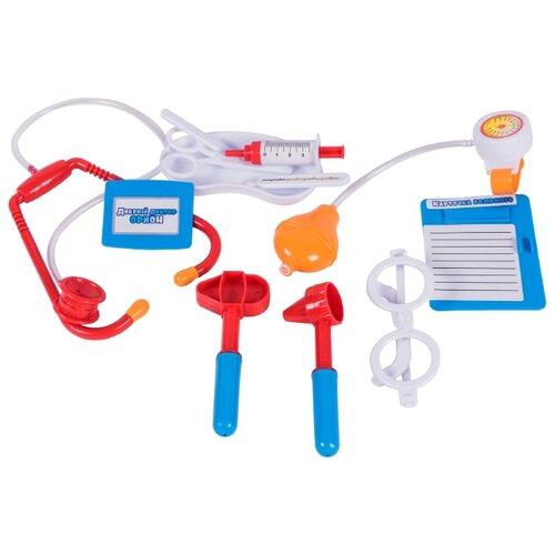 Купить Набор 914 в.2 Медицинский в пакете ОРИОН, Orion Toys, Играем в доктора