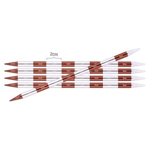 Купить 42036 Спицы чулочные SmartStix 8мм/20см, KnitPro, Knit Pro