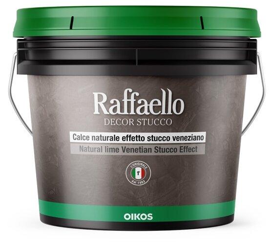 Декоративное покрытие Oikos Raffaello Decor Stucco