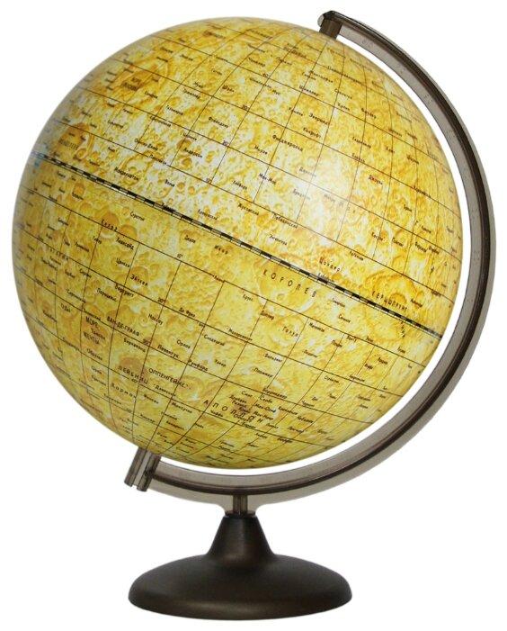 """Глобус """"Луна"""" Глобусный мир, 32см, на круглой подставке (арт. 221442)"""