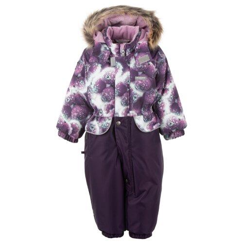 Купить Комбинезон KERRY FRAN K20409 A размер 74, 06107 фиолетовые ягоды, Теплые комбинезоны