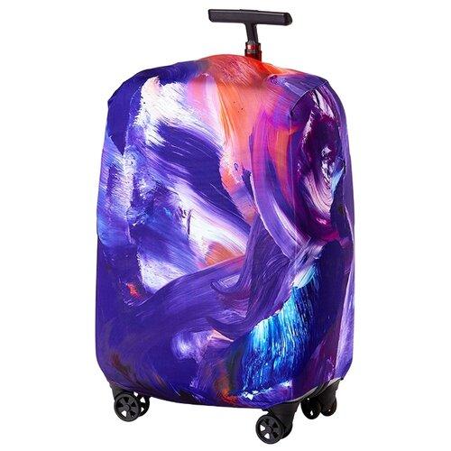 Фото - Чехол для чемодана RATEL Inspiration Serenity L, разноцветный чехол для чемодана ratel inspiration obscurity m разноцветный