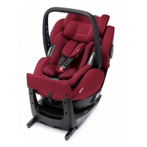 Автокресло-переноска группа 0/1 (до 18 кг) Recaro Salia Elite, Select Garnet Red автокресло детское recaro salia select night black 0 1 от 0 мес до 4 лет черный