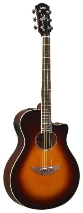 Электроакустическая гитара Yamaha APX600OVS