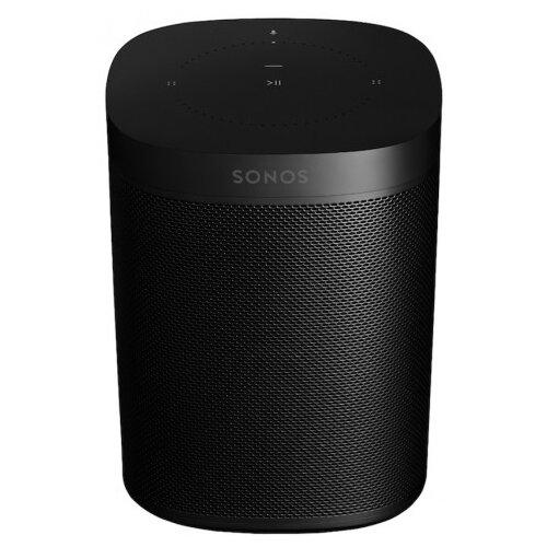 Умная колонка Sonos One Gen2, черный