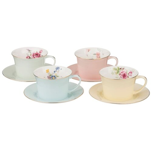 Фото - Lefard Чайный набор Времена года, 8 предметов разноцветный чайный набор lefard 200 мл 12 предметов разноцветный