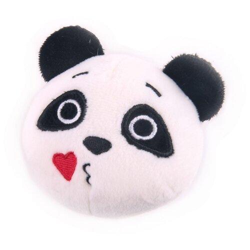 Купить Мягкая игрушка Button Blue Мячик Панда с сердечком 7 см, Мягкие игрушки