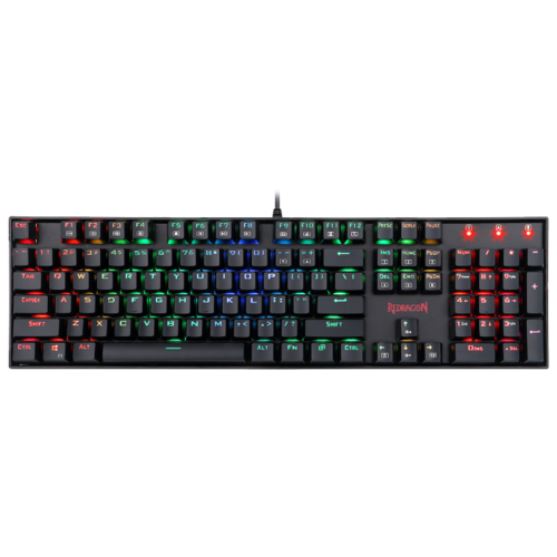 Механическая клавиатура Redragon Mitra RU,RGB, Full Anti-Ghosting