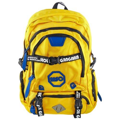 Рюкзак MESUCA MHB-24682 желтый maxima mhb 0329