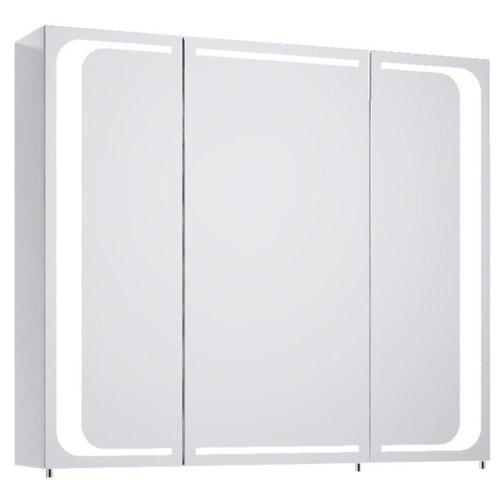 Шкаф-зеркало для ванной Aqwella