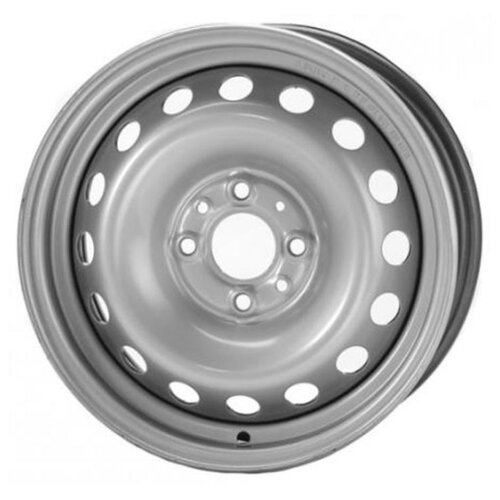 Фото - Колесный диск ТЗСК Lada 6x15/4x98 D58.6 ET35 Серебро диск автомоб штамп trebl 53b35b 14x5 5 4x98 et35 cb58 5 lada 2108 2110 гранта калина приора си