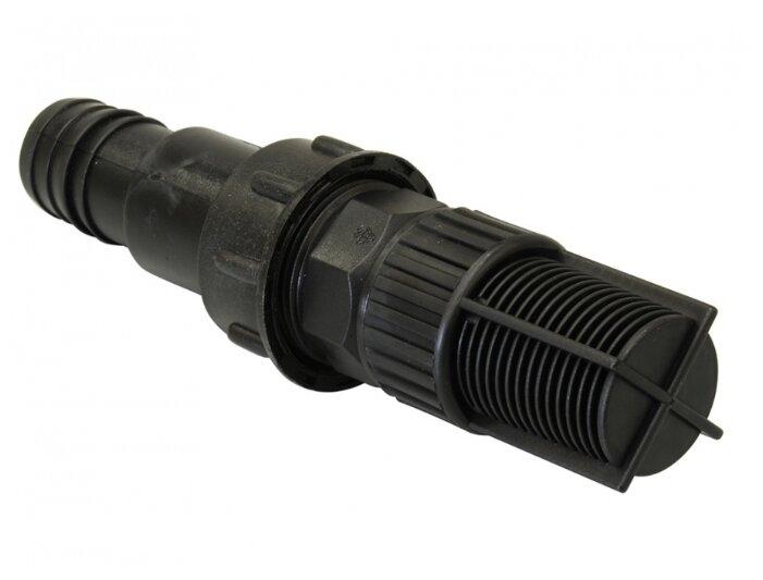 Обратный клапан пружинный ELITECH 176248 муфтовый (ВР/ВР) с фильтром
